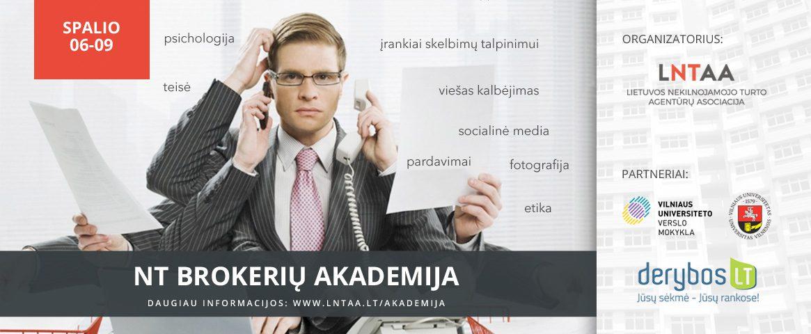 Brokerių akademija