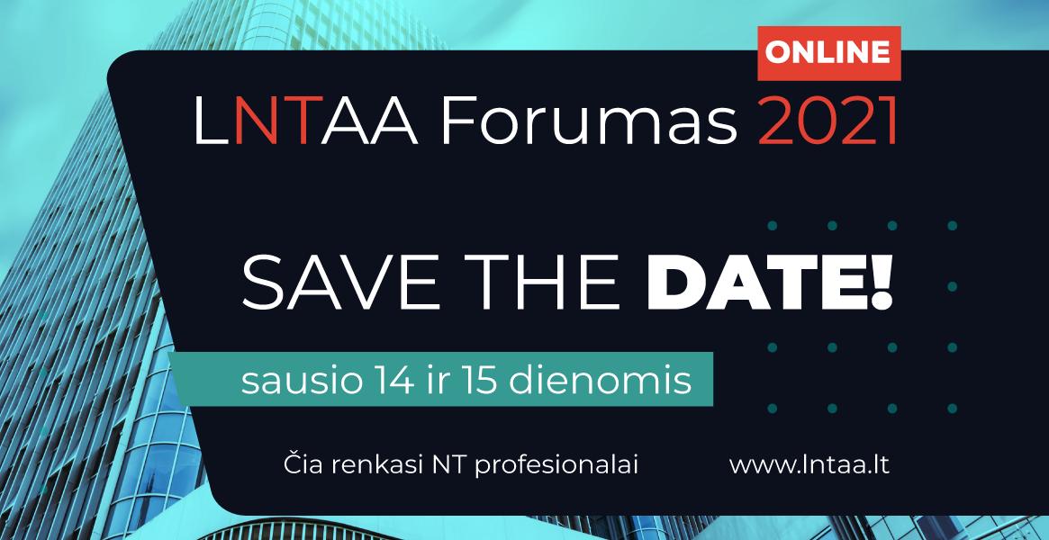 LNTAA Forumas 2021